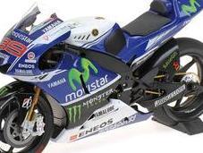 Yamaha YZR-M1 J.Lorenzo 2014 L.E. pcs. Minichamps