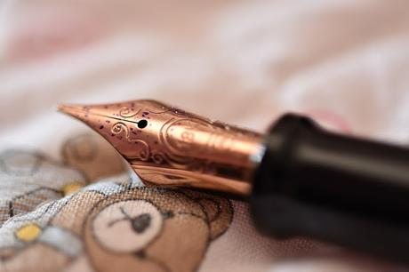 Aurora 88 Nebulosa Fountain Pen Review