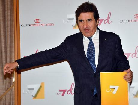 Cairo valuta asta diritti tv Serie A ma esclude lancio nuovo canale sportivo