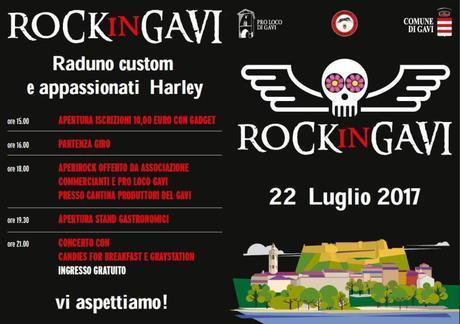 Rock in Gavi