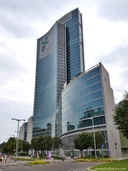 Cara Milano, ti guardo dall'alto. | Visita del Belvedere al 39° piano