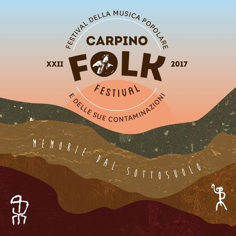PROGRAMMA CARPINO FOLK FESTIVAL 2017