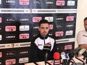 """Coronado: """"Ecco perchè scelto Palermo. Indosserò maglia numero"""
