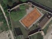Castel D'Ario, castello campo tennis