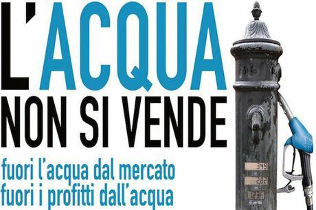 A Biccari vince l'acqua pubblica!