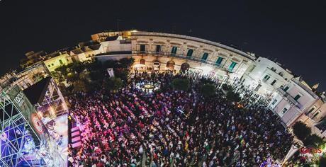 #WeShowPuglia: il racconto dell'estate pugliese parte con il Locus Festival di Locorotondo
