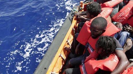 Risultati immagini per oim migranti