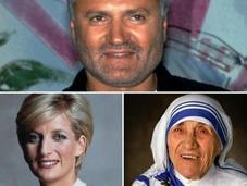Versace, Diana, Madre Teresa: l'estate delle morti eccellenti..