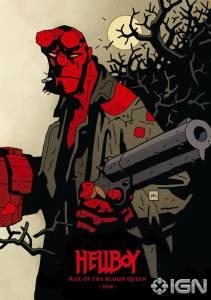 Hellboy Rise of the Blood Queen era in origine un sequel