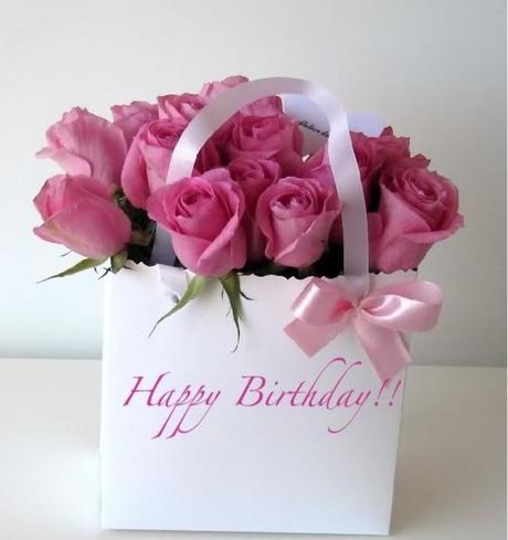 Favorito Immagini di buon compleanno con fiori - Paperblog QU31