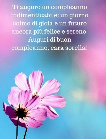 Top Frasi di auguri di buon compleanno sorella - Paperblog RC16
