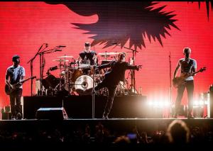 In 60mila allo stadio Olimpico di Roma per gli U2