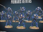 Space Marine Primaris: Aggressor, Reiver, Cappellano altro ancora