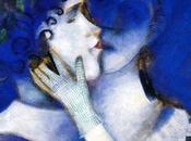 amanti blu, Marc Chagall