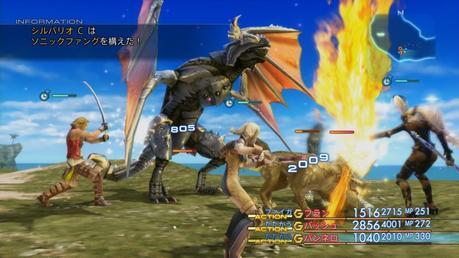 Final Fantasy XII: The Zodiac Age subentra a Crash Bandicoot N. Sane Trilogy in vetta alle classifiche inglesi - Notizia - PS4