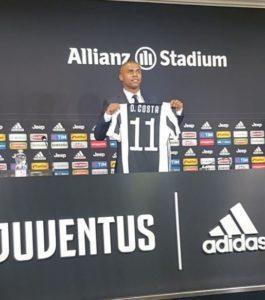 """Juventus, Douglas Costa si presenta:""""Appena c'è stata l'opportunità di trasferirmi l'ho colta al volo"""""""