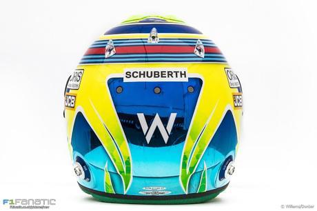Schuberth SF1 F.Massa 2017 by Jens Munser Designs