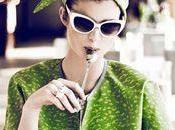 color trends summer 2017: green shades
