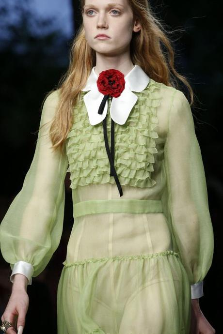 BIG COLOR TRENDS FOR SUMMER 2017: GREEN SHADES