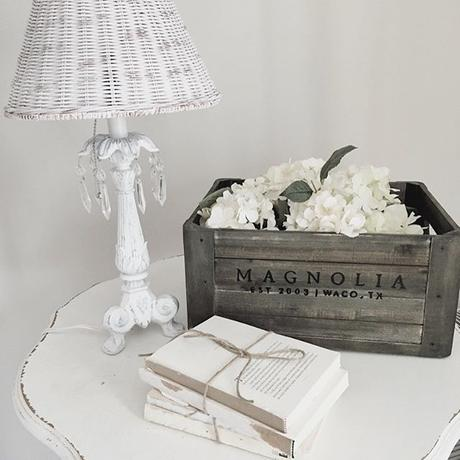 Just sharing a little Magnolia love today! Everything I've gotten from there is such greatness! Have a lovely aftn! #cottageliving #shabbychicliving #iloveallwhiteeverything #iadorefarmhousedecor #magnoliamarket