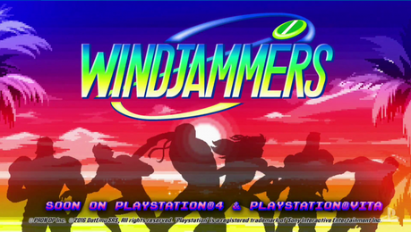 Windjammers ha finalmente una data: uscirà il 29 agosto su PlayStation 4 e PlayStation Vita - Notizia - PS4