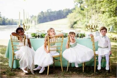 Animazione e giochi per i bambini invitati ad un matrimonio