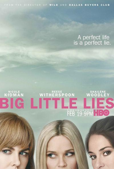 {Movie & Series} Big Little Lies, Sense8, American Gods