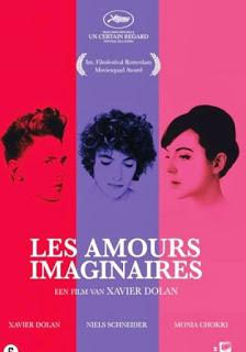 Les amours imaginaires (Xavier Dolan, Canada, 2010, 101')