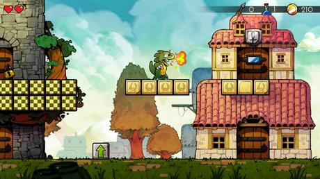 Wonder Boy: The Dragon's Trap è ora su Mac e Linux
