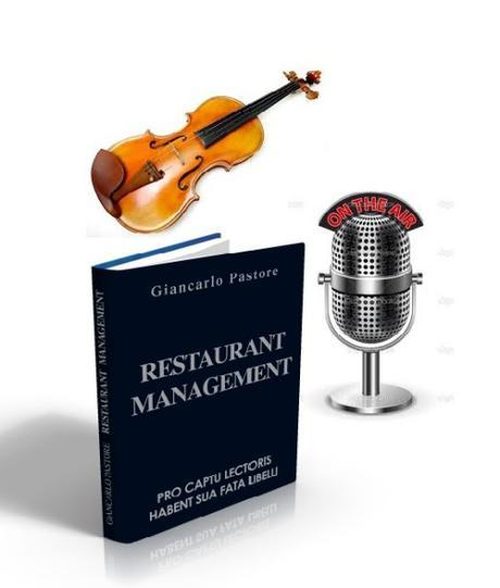 RESTAURANT MANAGEMENT  BOOK
