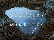 Coldplay Miracles arriva nuovo lyric video