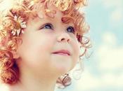 Come trattare capelli ricci bambini mare
