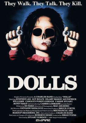 Notte Horror 2017: Dolls - Bambole (1987)