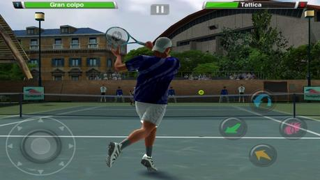 Virtua Tennis Challenge, batti lei? - Recensione - iPhone
