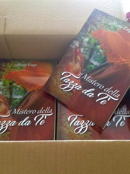 """Prima presentazione ufficiale del libro """"Il mistero della tazza da te' """""""