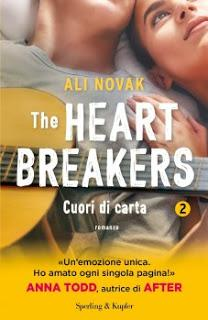 Recensione: The Heartbreakers 2. Cuori di carta
