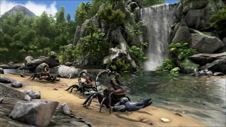 Ark: Survival Evolved, tante novità su Ragnarok