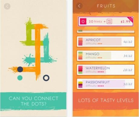 Splashy Dots: nuovo puzzle game per iPhone, iPad e Apple TV