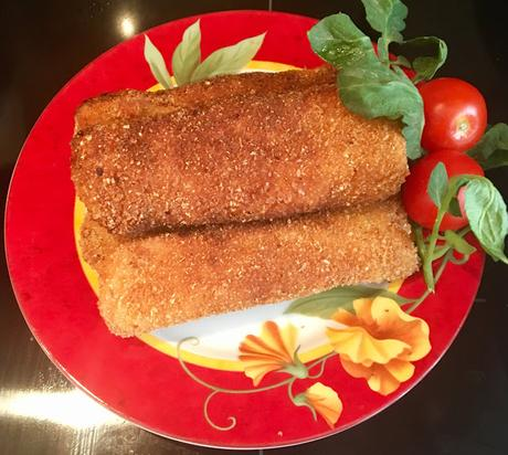 CANNELLONI DI PANE IN CARROZZA
