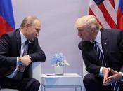 Trump Putin hanno avuto secondo incontro durante