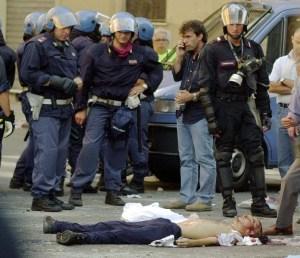 16 ANNI FA MORIVA CARLO GIULIANI – 20 LUGLIO 2001