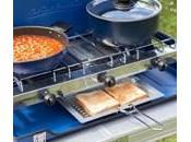 Attrezzi campeggio: come cosa cucinare?