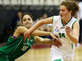 PAVIA. Carolina Colli la pavese del basket entra in nazionale under 16.