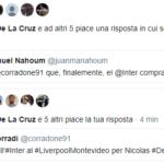 Inter: il profilo di Nicolas De La Cruz, talento in rampa di lancio