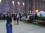 Royal blue ALLA REGGIA VENARIA DRESS CODE ELEGANZA