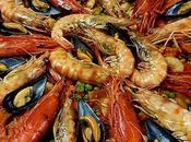 Paella Marisco (Paella frutti mare)