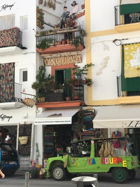 Storia di un lungo week end a Ibiza