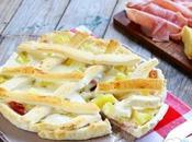 Crostata salata pancarrè