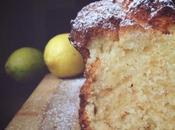 Plumcake limone senza glutine