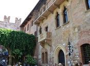 itinerario luoghi Romeo Giulietta centro Verona